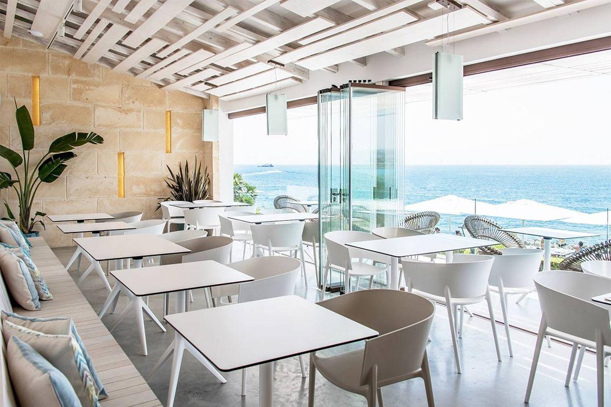 ACB Iluminacion eclairage restaurant