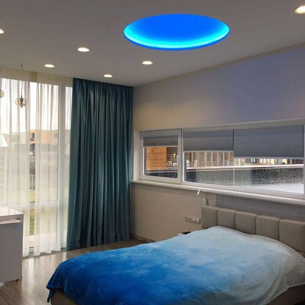 Atelier SEDAP éclairage chambre