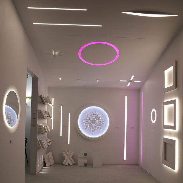 Atelier SEDAP stand du salon de l'éclairage FRANCFORT