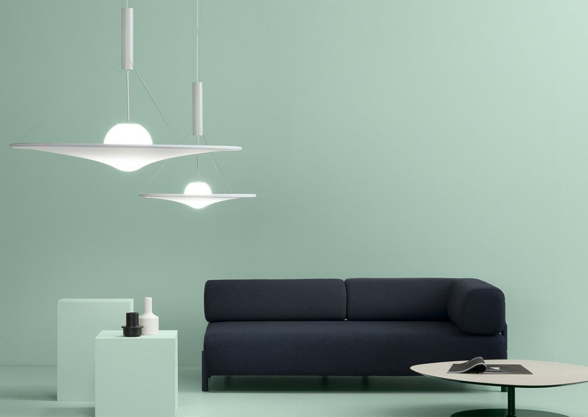 Suspension Axolight MANTO par Davide Besozzi