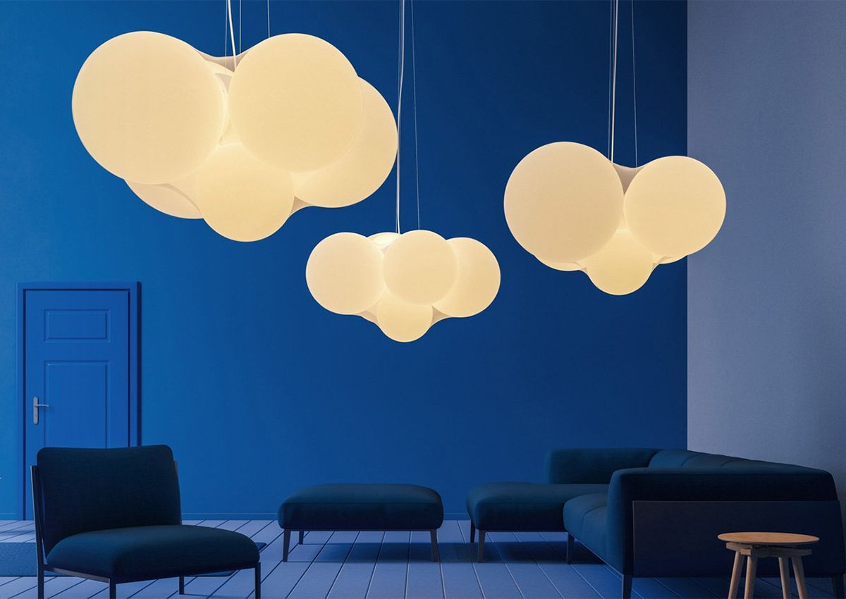Suspension Axolight CLOUDY par Dima LOGINOFF par