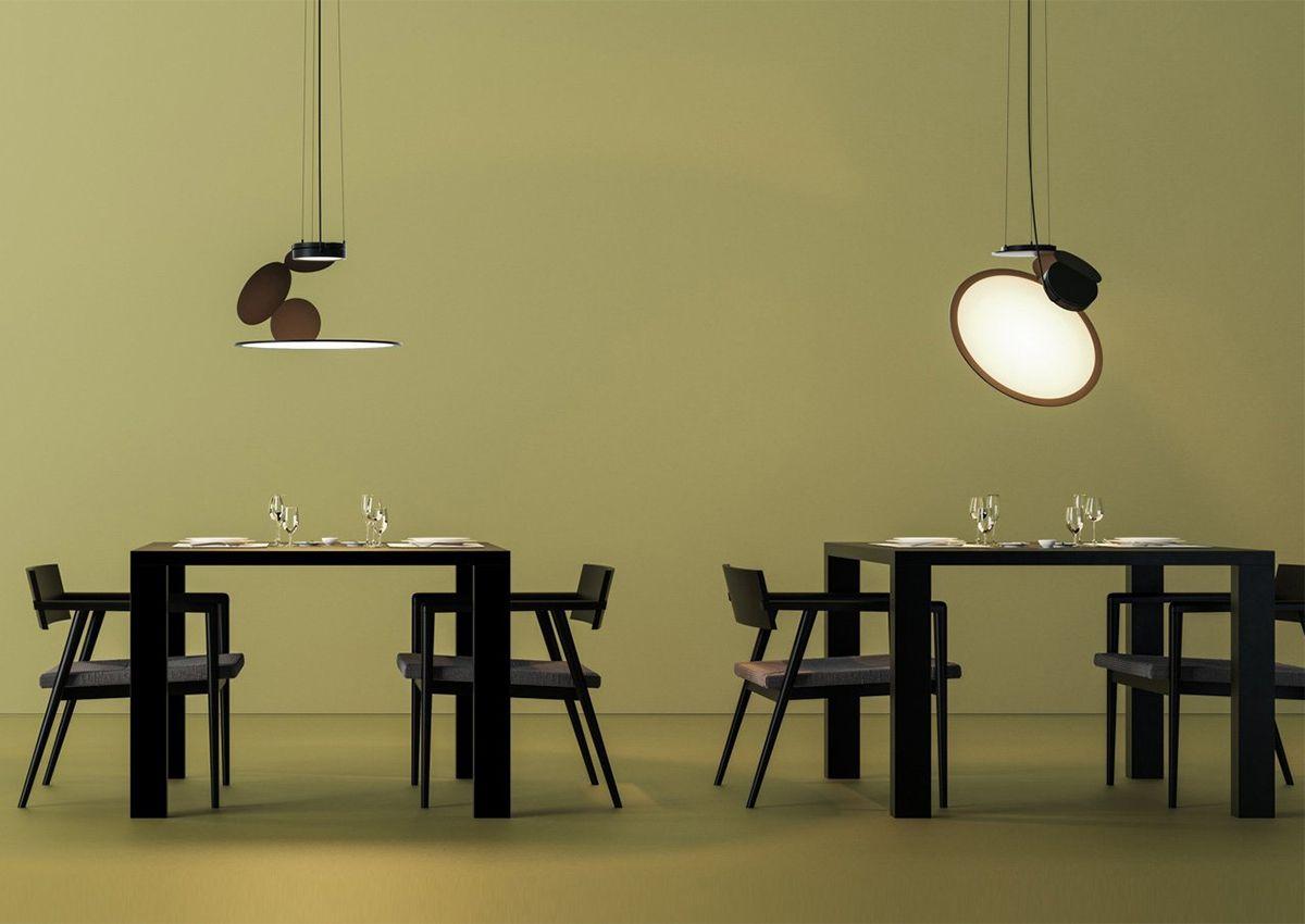 Suspension axolight CUT par Timo RIPATTI
