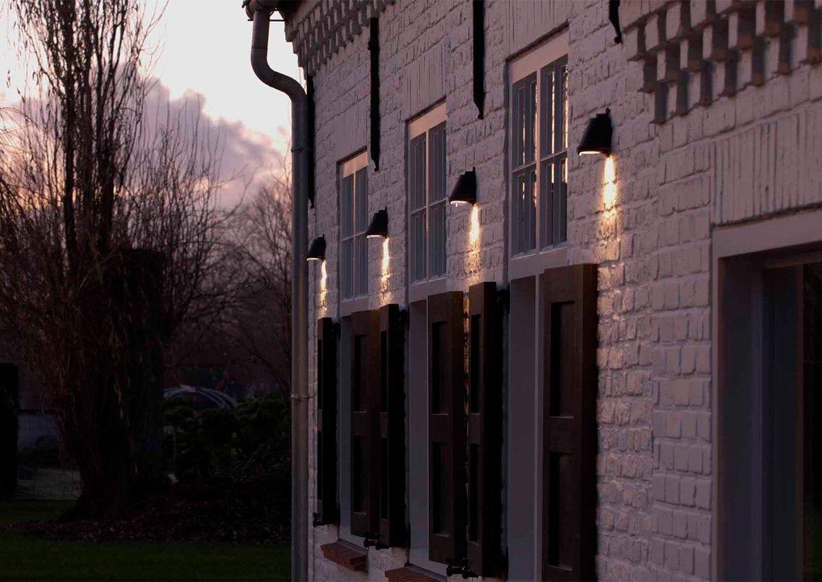 Eclairage facade extérieur TEKNA