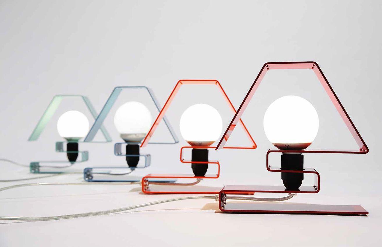 ZAVA luminaire design lampe à poser