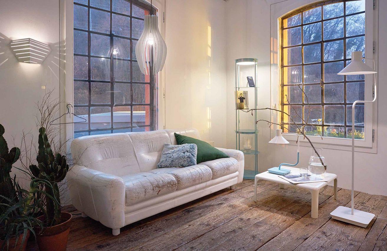 ZAVA luminaire design salon