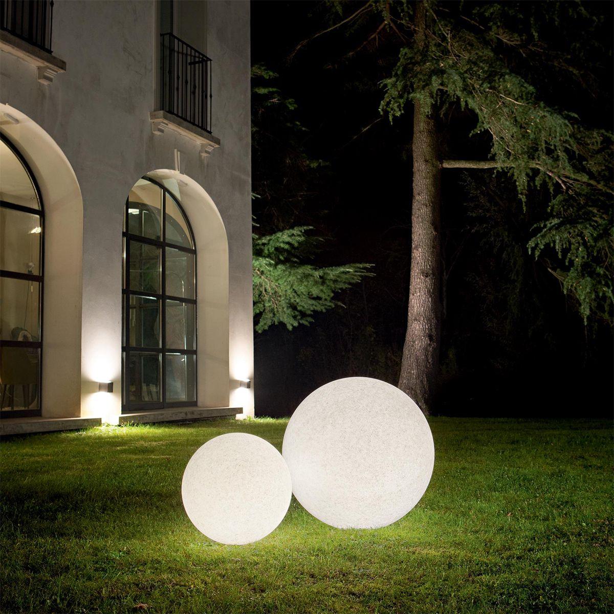 Eclairage IDEAL LUX extérieur décoration