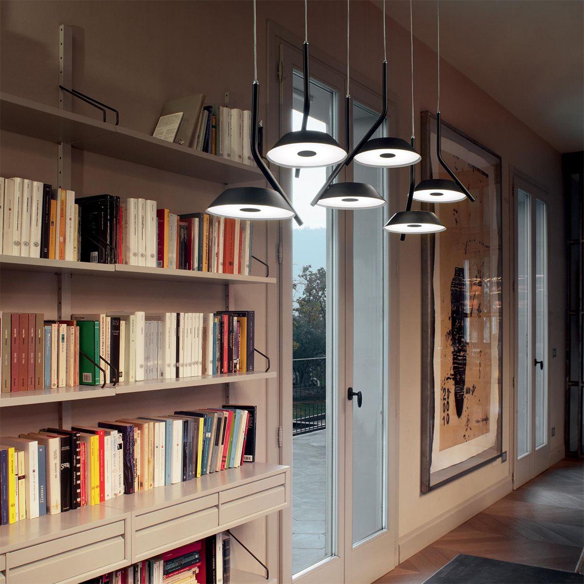 Eclairage IDEAL LUX intérieur suspension