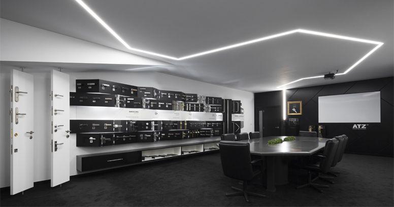 Eclairage projet Indelague ATZ Portugal