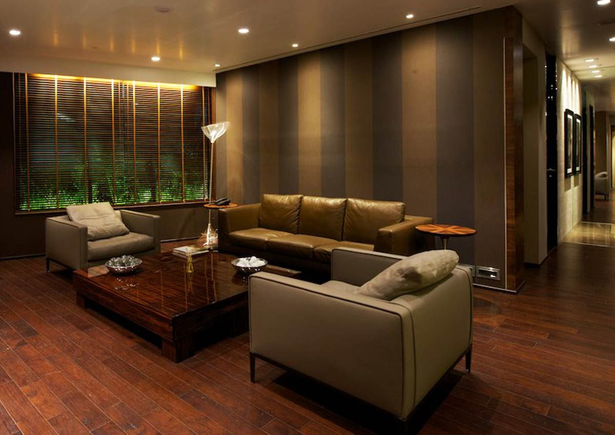 Eclairage kundalini salon lampadaire