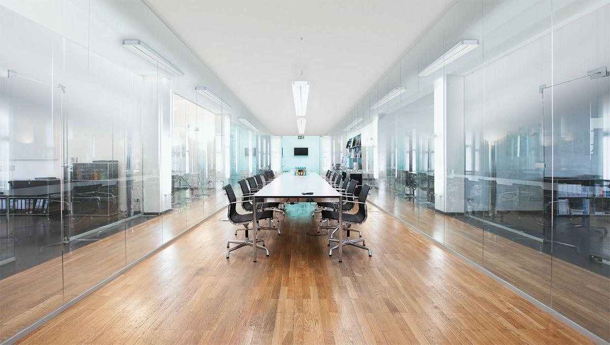 Eclairage salle de réunion LEDVANCE