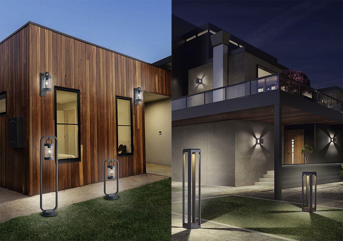 Trio lighting éclairage extérieur